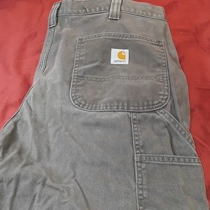 Carhartt Relaxed Fit Cargo Pants 36 × 30